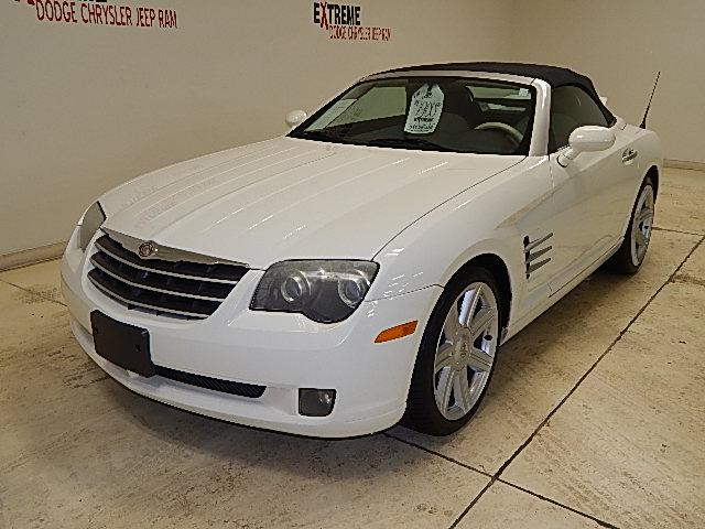 Photo 2005 Chrysler Crossfire 2dr Roadster Limited Convertible Rear-wheel Drive For Sale  Jackson, MI