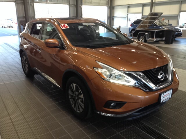 Photo 2016 Nissan Murano NISSAN CERTIFIED NAVIGATION MOONROOF BOSE AUDIO SUV