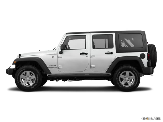 Photo Pre-Owned 2015 Jeep Wrangler Unlimited Unlimited Sport SUV in Dublin, CA