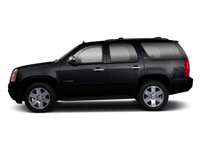 Photo Pre-Owned 2012 GMC Yukon SLT With Navigation  4WD