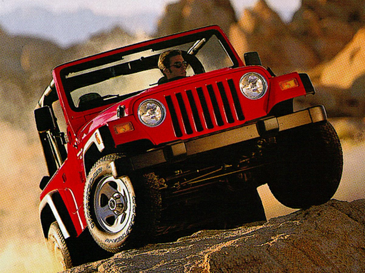 1998 Jeep Wrangler TJ Sport For Sale - ZeMotor