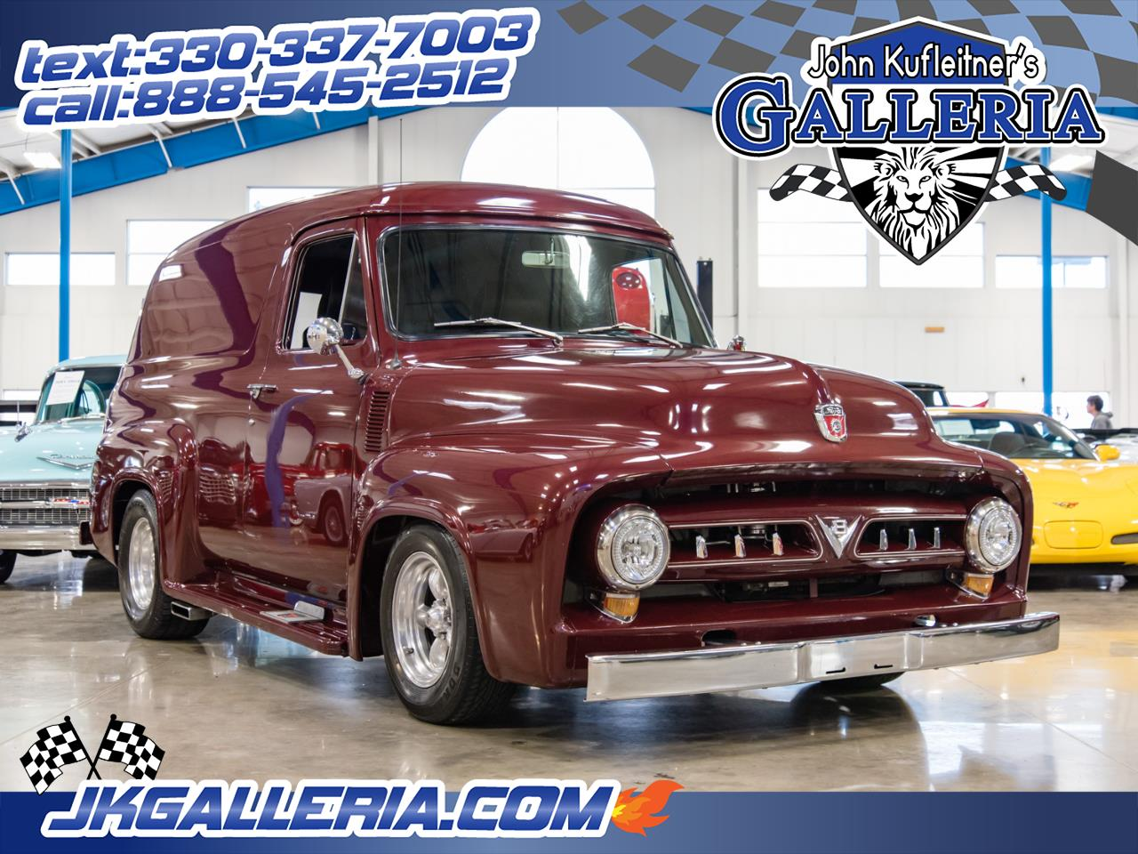 Photo 1953 Ford F-1 PANEL TRUCK
