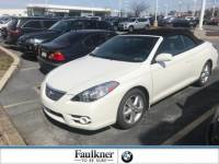 Used 2008 Toyota Camry Solara SLE Convertible in Lancaster PA