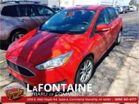 Used 2015 Ford Focus SE in Commerce Township