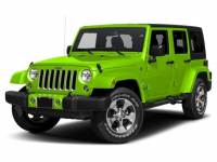 2016 Jeep Wrangler JK Unlimited Sahara 4x4
