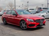 Certified Pre-Owned 2017 Mercedes-Benz C 300 Sport AWD 4MATIC®