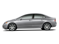 Pre-Owned 2010 Honda Civic Sedan LX FWD 4dr Car