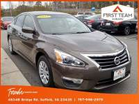2013 Nissan Altima 4dr Sdn I4 2.5 S in Suffolk, VA