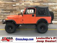 PRE-OWNED 1985 JEEP CJ-7 CJ7 4WD