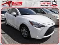 2017 Toyota Yaris iA 4dr 6-Speed