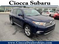Used 2013 Toyota Highlander Limited For Sale in Allentown, PA
