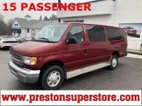 Used 2000 Ford E-350SD XLT Minivan/Van in Burton, OH