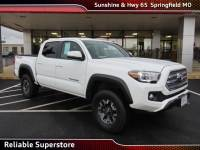 2016 Toyota Tacoma TRD Offroad Truck 4WD For Sale in Springfield Missouri