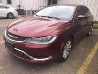 Used 2015 Chrysler 200 Limited Sedan For Sale Austin TX