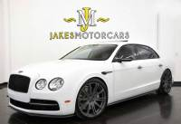 2015 Bentley Flying Spur V8 ($288,446 NEW!)~REAR THEATRE~REFRIGERATOR~CARBON BODY KIT