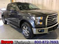 2015 Ford F-150 XLT Clean One Owner Trade In! Truck V6