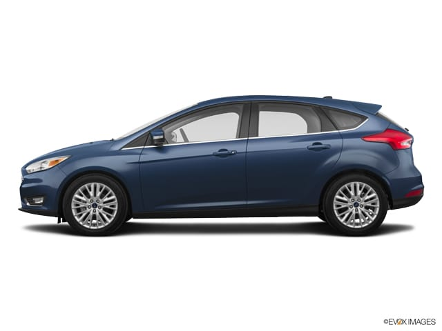 Photo Used 2018 Ford Focus Titanium Hatchback for sale in Barstow CA