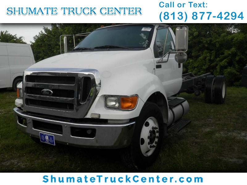 Photo 2013 Ford F-650 Regular Cab n Chassis