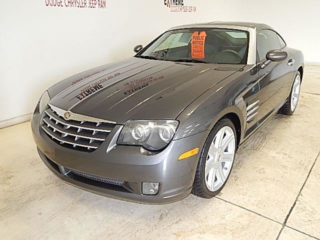 Photo 2005 Chrysler Crossfire 2dr Cpe Limited Coupe Rear-wheel Drive For Sale  Jackson, MI