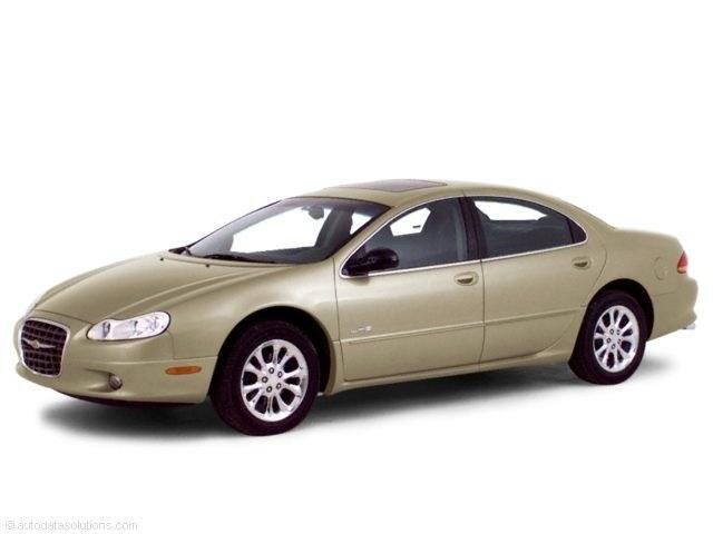 Photo 2000 Chrysler LHS Base Sedan