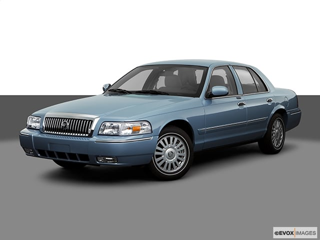 Photo Used 2008 Mercury Grand Marquis For Sale at Moon Auto Group  VIN 2MEFM74V08X602860