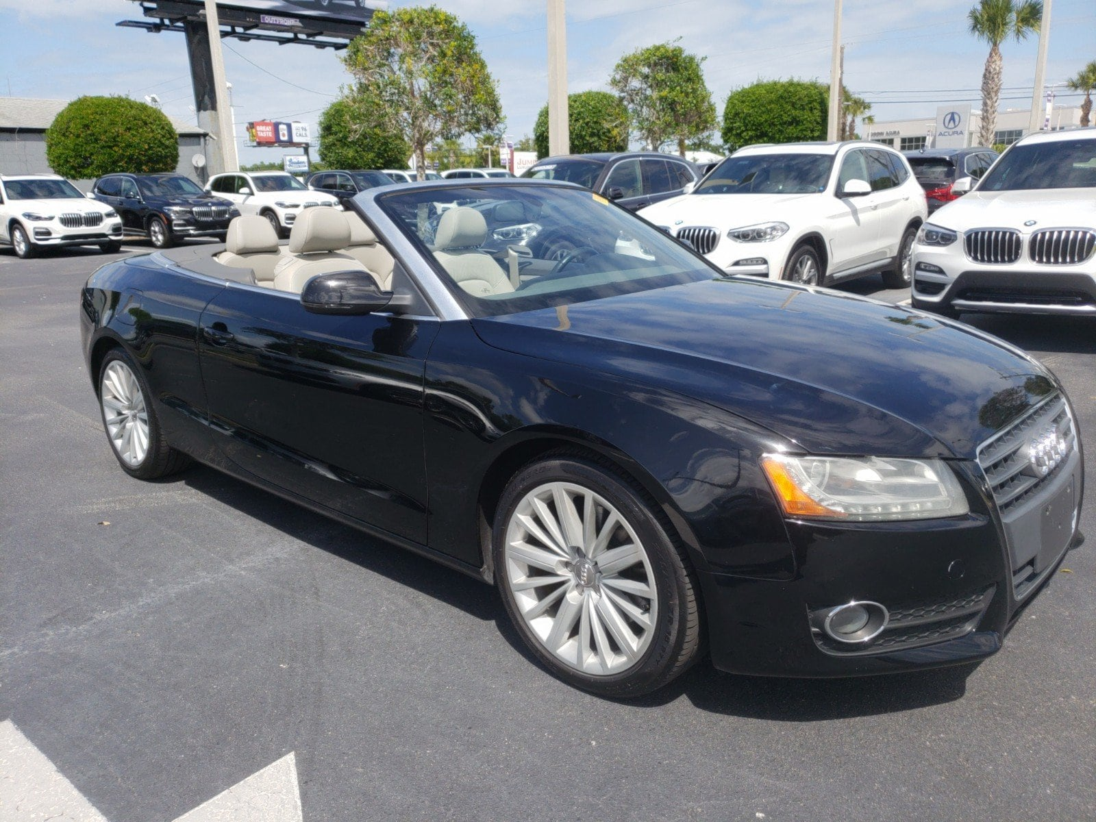 Photo Pre-Owned 2010 Audi A5 2.0T Premium Cabriolet in Jacksonville FL