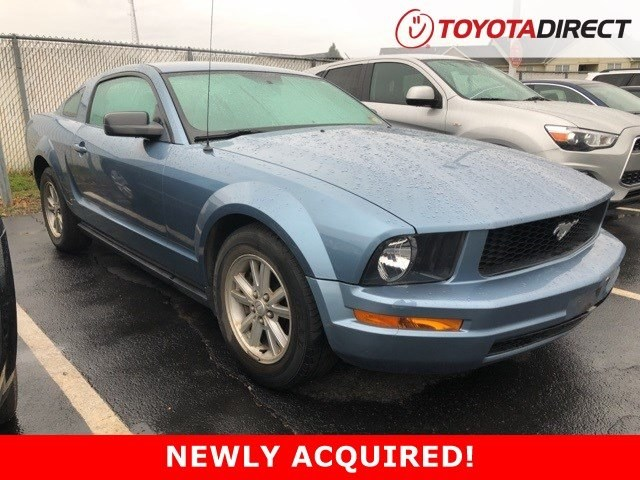 Photo 2007 Ford Mustang Coupe Rear-wheel Drive