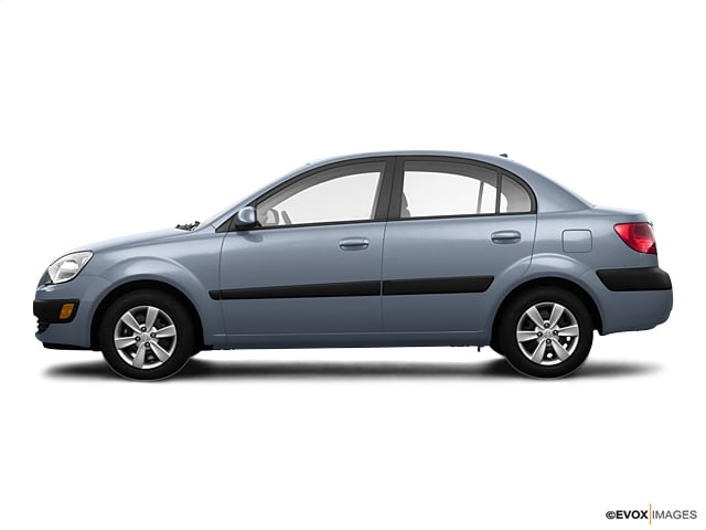 Photo Used 2008 Kia Rio Sedan LX in Houston, TX