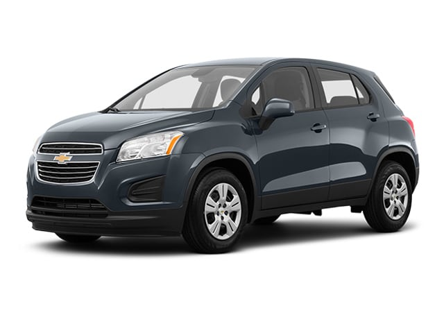 Photo Used 2016 Chevrolet Trax SUV LT in Houston, TX