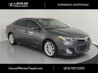 Pre-Owned 2013 Toyota Avalon Limited FWD 4D Sedan