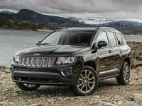 Used 2016 Jeep Compass For Sale at Huber Automotive | VIN: 1C4NJCEA3GD760898