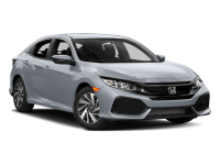 Pre-Owned 2017 Honda Civic Hatchback EX FWD Hatchback