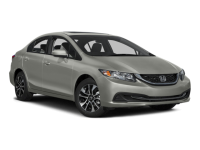 Pre-Owned 2015 Honda Civic Sedan EX FWD 4dr Car