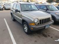 Used 2006 Jeep Liberty Sport SUV For Sale in Shakopee