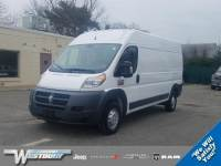 Certified Used 2015 Ram Promaster Cargo Van 3500 High Roof 159 WB Long Island, NY