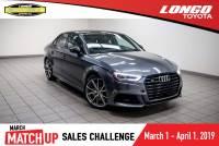 Used 2018 Audi S3 2.0 TFSI Premium Plus in El Monte