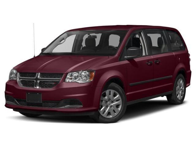 Photo Used 2018 Dodge Grand Caravan SXT MinivanVan CT in Hartford CT
