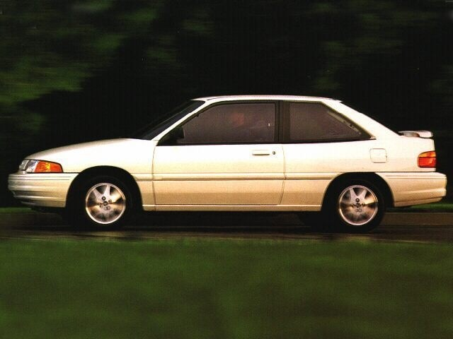 Photo Used 1996 Ford Escort LX Hatchback For Sale Toledo, OH