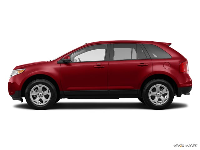 Photo Used 2014 Ford Edge SEL SUV in Plover, WI