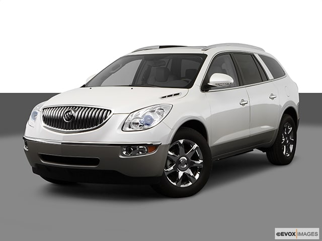 Photo Used 2008 Buick Enclave CXL FWD 4dr SUV in Charlotte