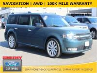 Certified 2016 Ford Flex SEL SUV V-6 cyl in Marlow Heights, MD