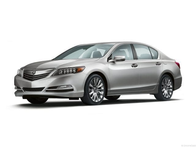 Photo Used 2014 Acura RLX For Sale at Duval Acura  VIN JH4KC1F57EC003913