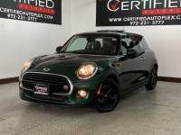 2016 MINI Cooper PANORAMIC ROOF LEATHER SEATS BLUETOOTH KEYLESS GO PUSH BUTTON ST