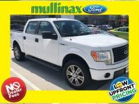 Used 2014 Ford F-150 STX Sport Truck SuperCrew Cab V-8 cyl in Kissimmee, FL