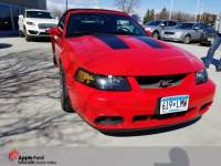 2004 Ford Mustang Cobra Convertible V8 DOHC 32V Supercharged