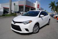 2014 Toyota Corolla LE FWD 4dr Car