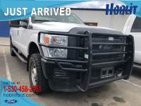 2016 Ford F-250SD XL Extended Cab Long Bed 4x4 w/ Customer Bumper