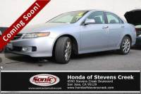 Pre-Owned 2007 Acura TSX 2.4 DOHC i-VTEC 5-Speed Sequential Sportshift AT