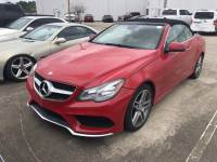 Certified Pre-Owned 2016 Mercedes-Benz E 400 Rear Wheel Drive Convertible