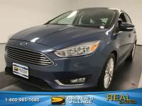 Used 2018 Ford Focus For Sale at Burdick Nissan | VIN: 1FADP3N20JL326492